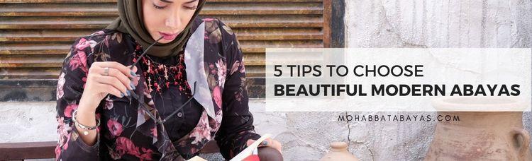 Perfect abaya size latest desig - mohabbatabayas | ello