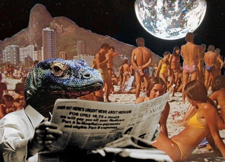 Collage 1 collage GIMP! Hope fe - gregorioferraz | ello