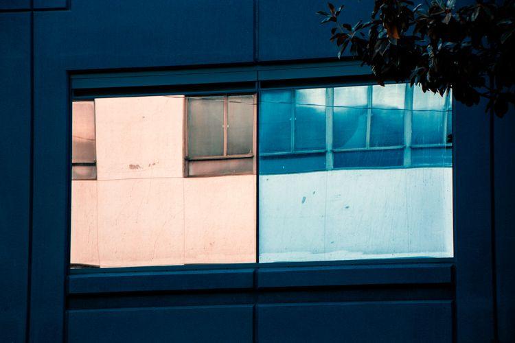 recursion - minimal, architecture - kylie_hazzard_visuals   ello