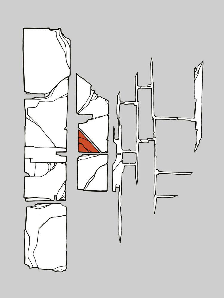 art, sketch, Baltimore, 2021 - oliver-witness | ello