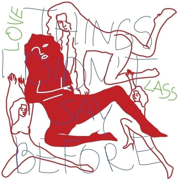 🥀 𝐋𝐎𝐕𝐄𝐇𝐎𝐋𝐈𝐂* LASS artwork: Olga - lassmusic | ello