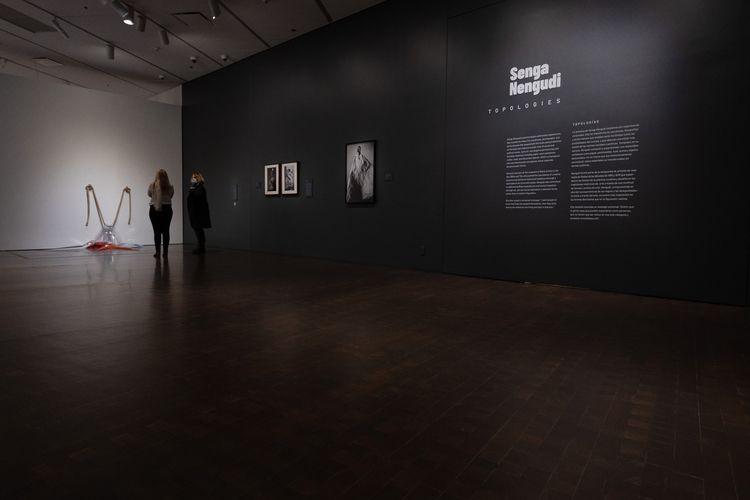 Exhibition Design Senga Nengudi - ebc-d | ello