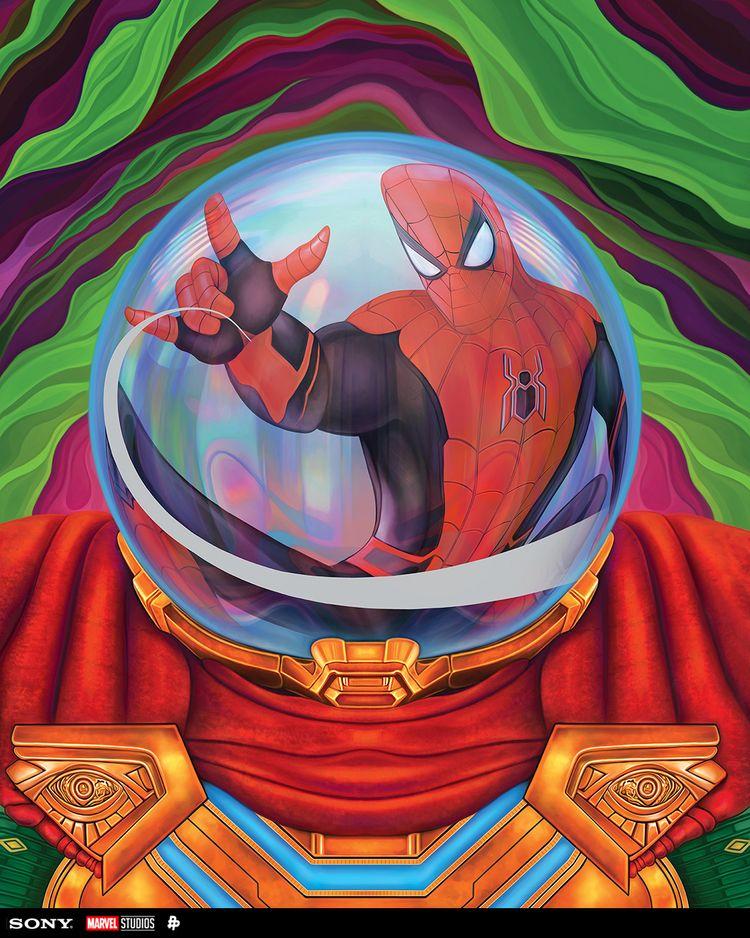 'Spider-Man: Home' Official Ste - nickybarkla | ello