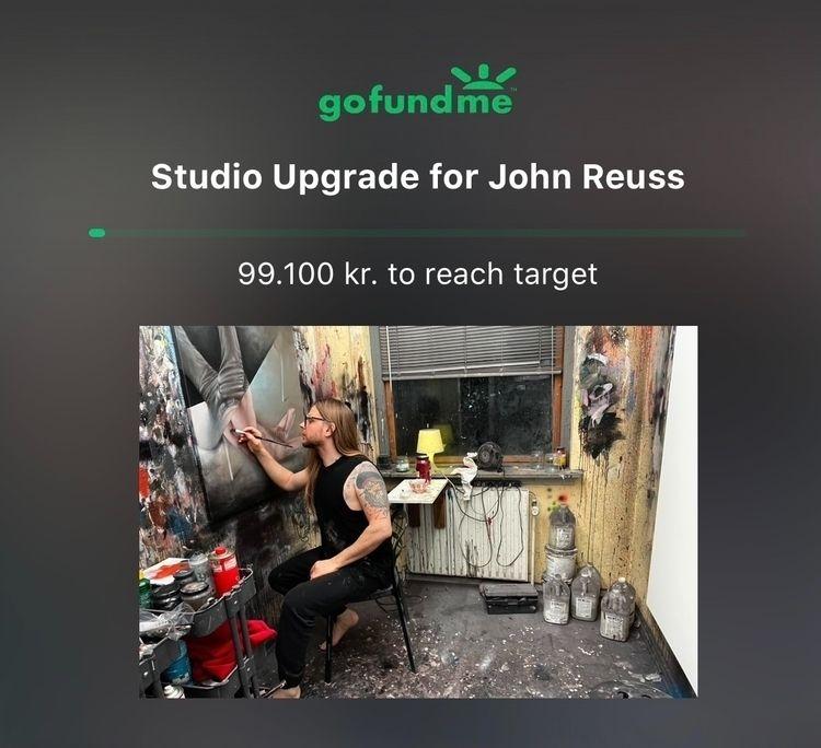 grateful donations trickling  - studioreuss - reuss | ello