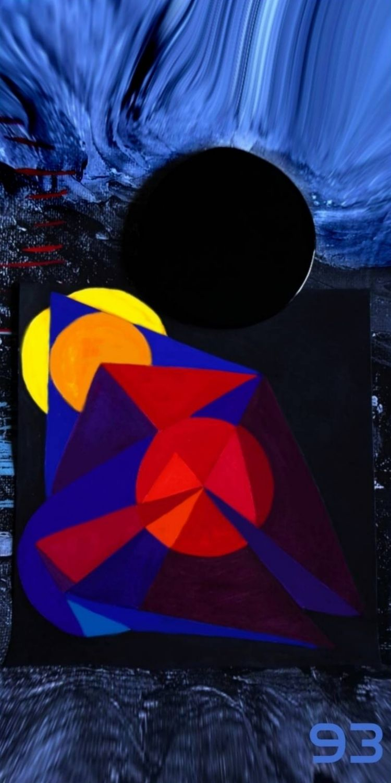 ELEMENTAL STORM MOONSTRUCK ART - novaexpress93 | ello