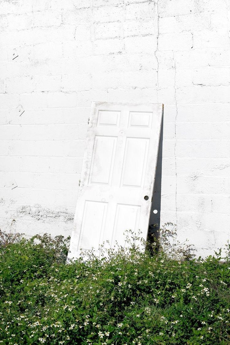 Untitled (White Door Savannah)  - colinczerwinski | ello