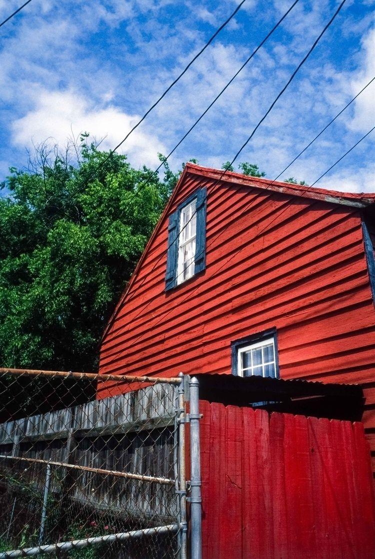 Untitled (Red House Savannah) P - colinczerwinski | ello
