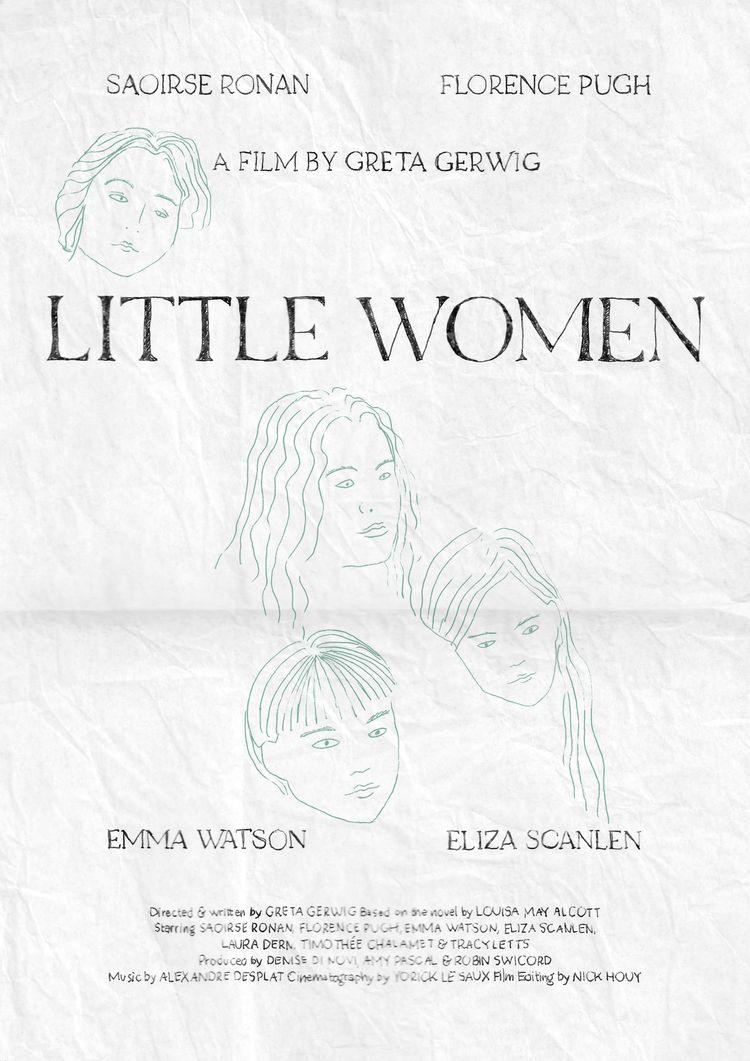 Film poster Women (USA, 2019),  - sarahschrauwen | ello