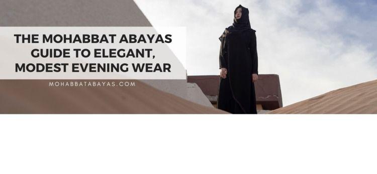 Mohabbat Abayas pointed importa - mohabbatabayas | ello