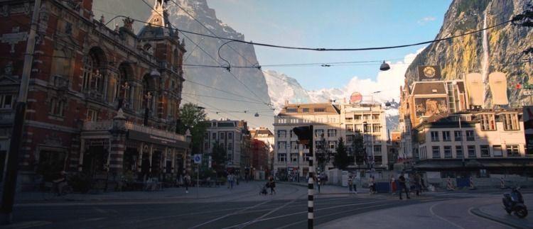 Amsterdam Alps - prints - hesselstuut | ello