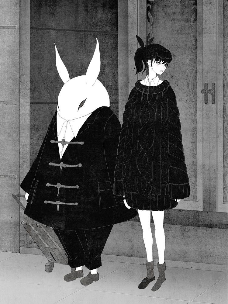Rubinstein :copyright:︎ Kotaro  - kotaro_chiba | ello