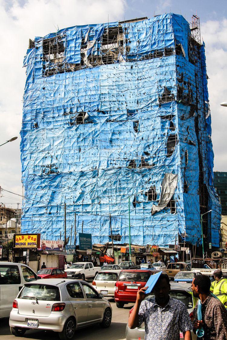 Addis Ababa cityscapes urban tr - afropolitan | ello