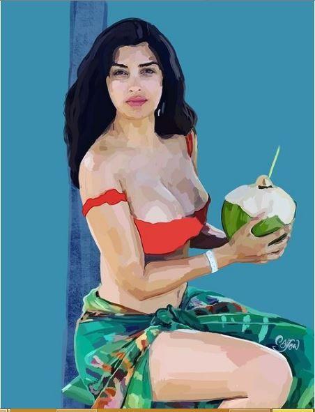 Stunning Portrait Oil Painting  - karsonwayne | ello