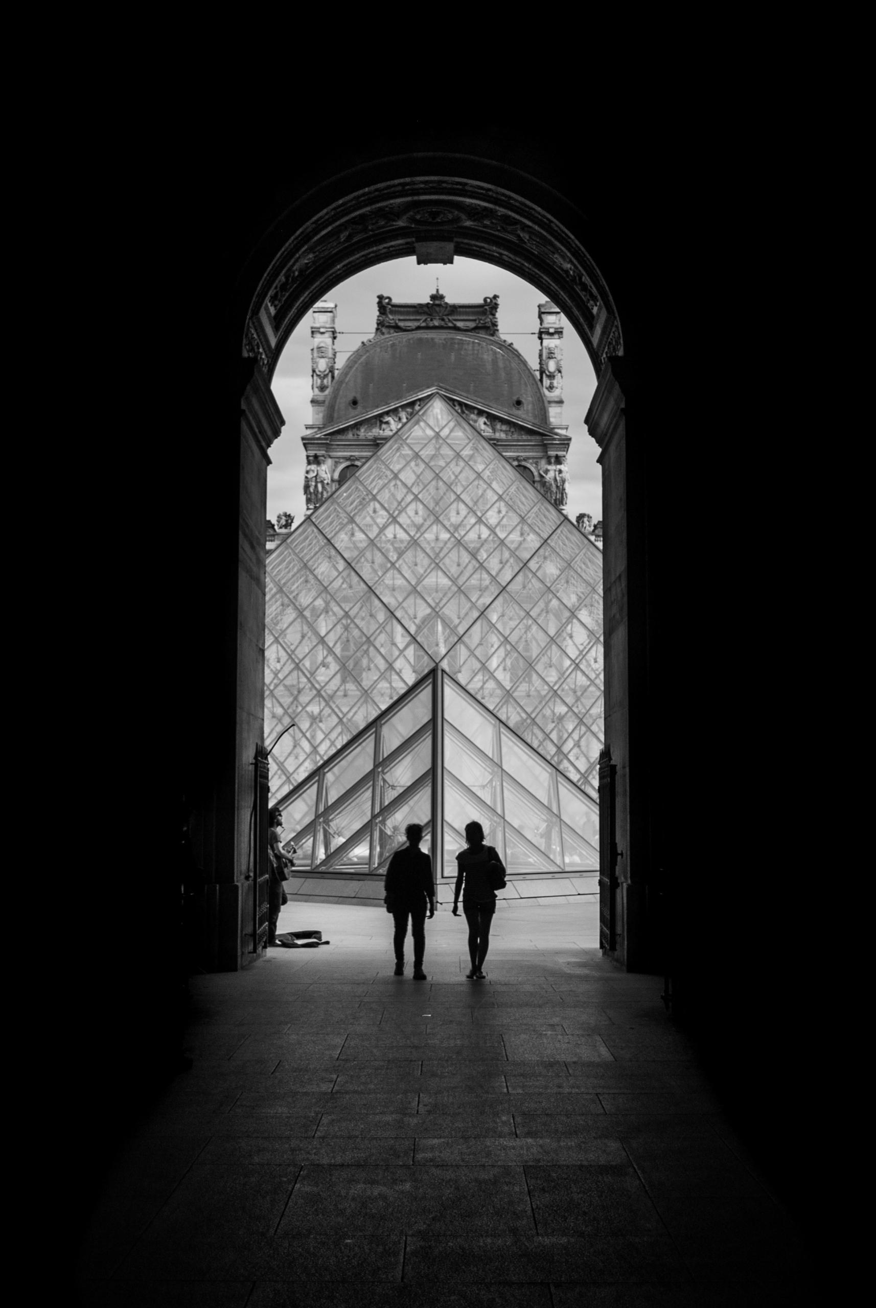 Passage Richelieu, Louvre, Pari - sowersian | ello