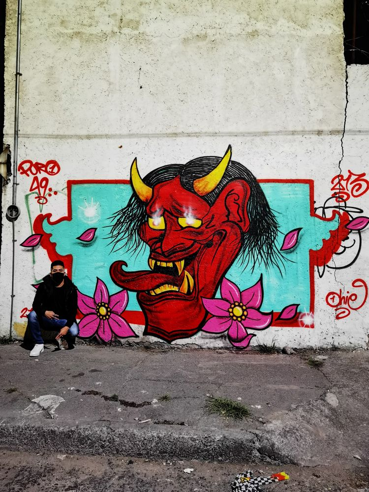 Hannya  - streetstyle, streetphotography - cizu | ello