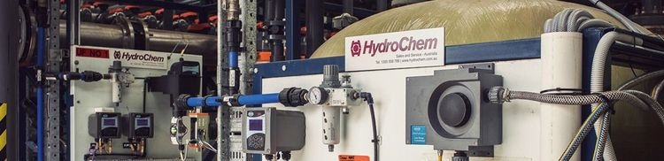 Cooling Tower Water Treatment?  - hydrochem | ello