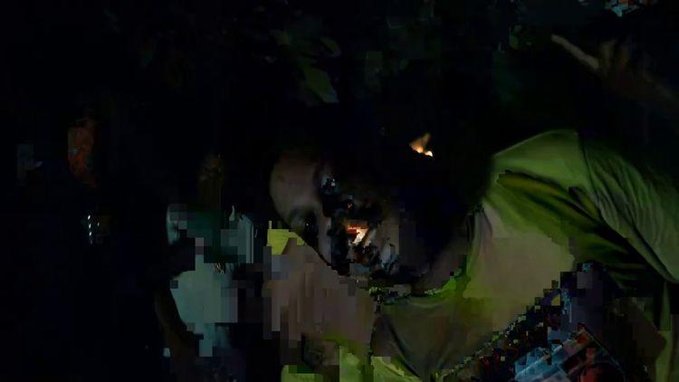 Music video Carlos performing P - dancehallflex   ello