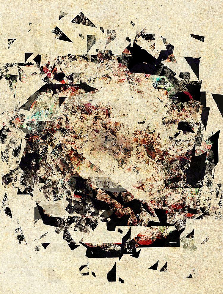 Super Nova - digital, abstract - ninenine99 | ello