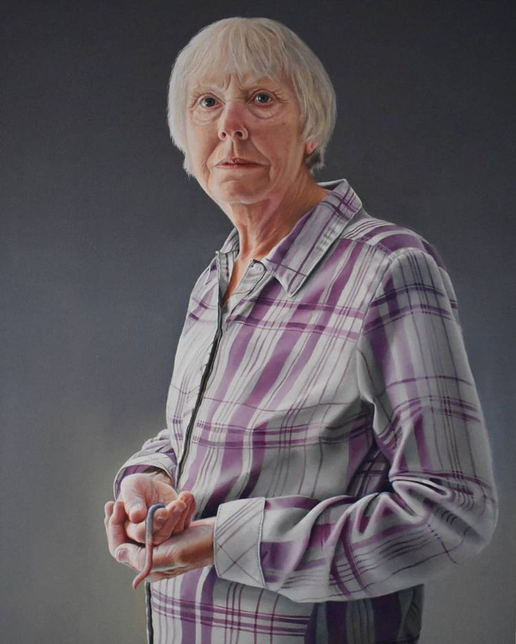 Amazing portraits miniature pai - nettculture | ello