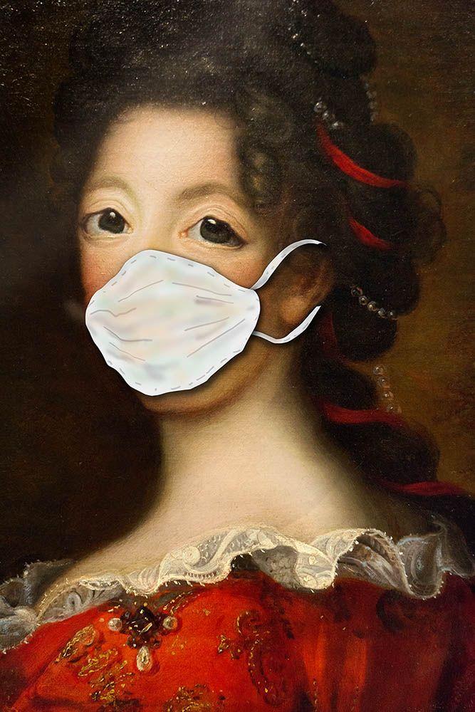 Wear Mask - covid, pandemic, mask - zeren | ello