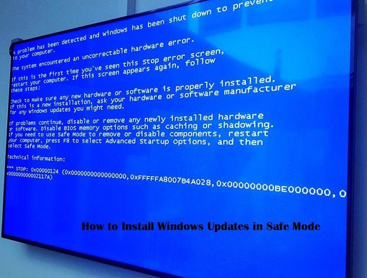 Install Windows Updates Safe Mo - oliverjackuk55   ello