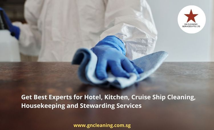 Cleaners Hotel, Kitchen, Cruise - gncleaningsg | ello