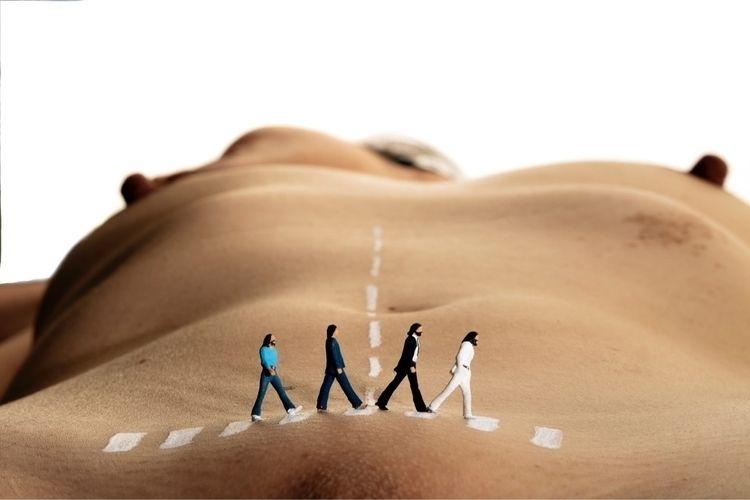 Abbey road - bodyscapes   ello