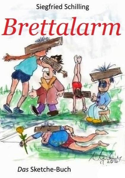 "Brettalarm Das Sketche-Buch ""Br - sschilling2 | ello"