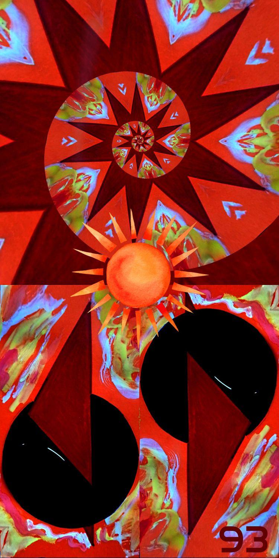 SUN SWITCH GLOOMY INFERNO - sun - novaexpress93   ello