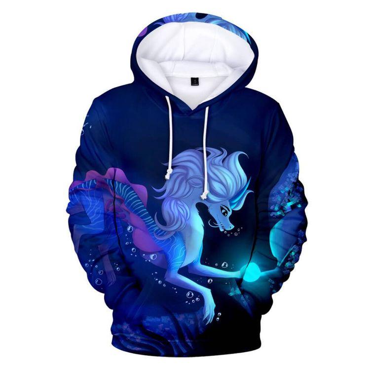 Raya Dragon Essential 3D Hoodie - shiningtshirts   ello
