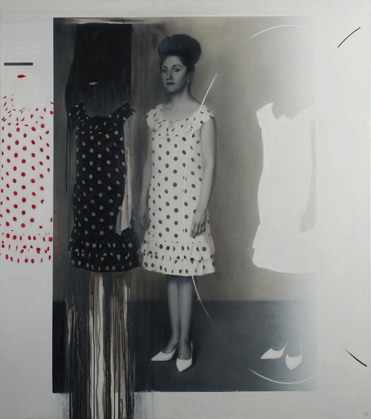 Mother. Unfinished Portrait. 20 - edgarinvoker | ello