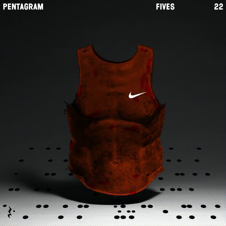 Pentagram Fives Playlist - nike - sascha_lobe | ello