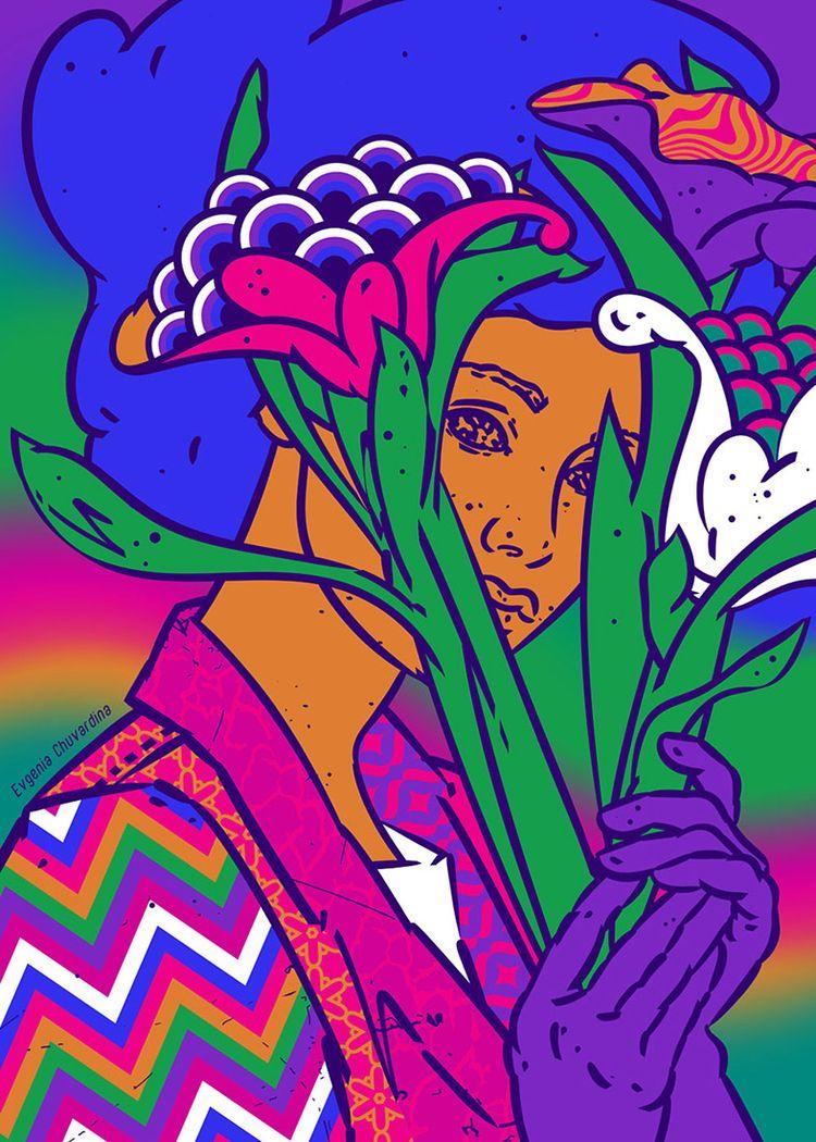 Women strong world (Coco Chanel - chuvardina   ello