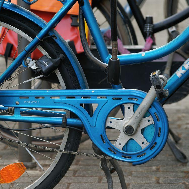 Machine garden - photography, bike - marcushammerschmitt | ello
