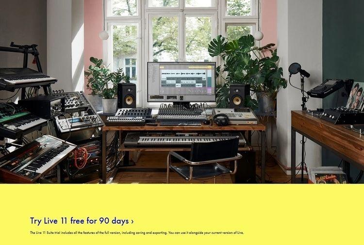 ABLETON 11 BETA! FINALLY DOWNLO - sounddesign | ello
