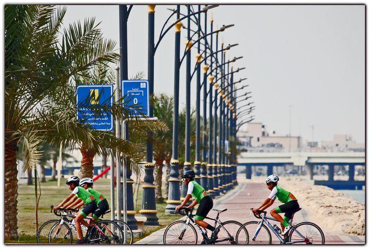 Bikers - sadiqalqatari | ello
