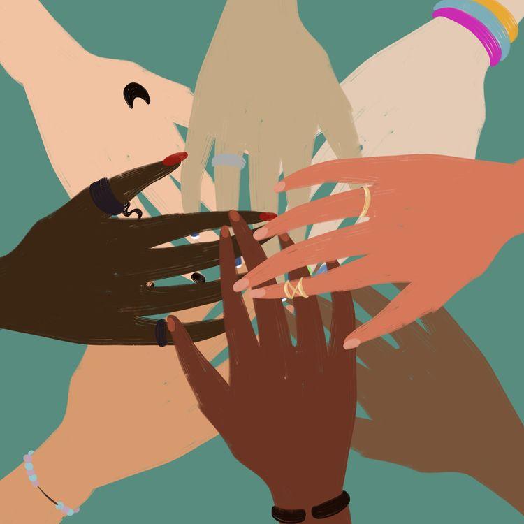 Support local sisterhood. Embra - oswyn_the_ghost | ello