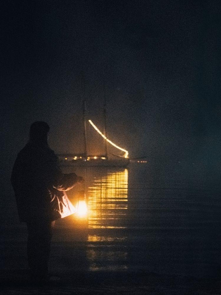 Farewell - chania, crete, nightphotography - attelsvanro | ello