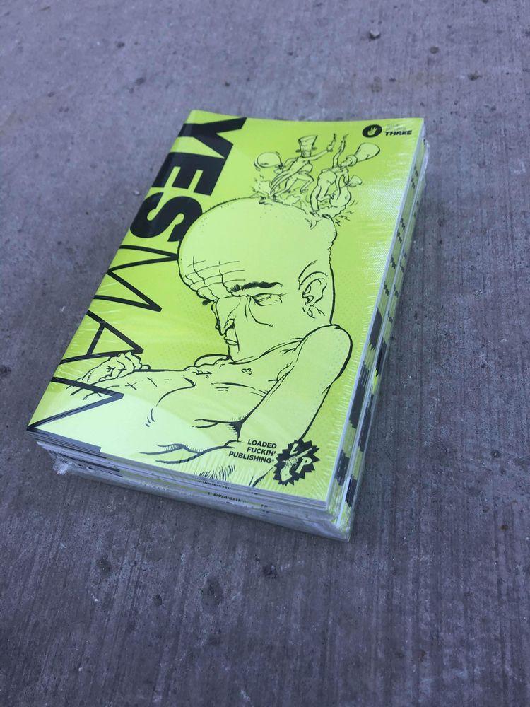 Friends!! YESMAN 3 printed! Zek - mejuan | ello