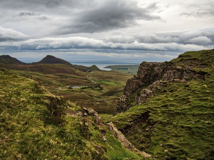 View track Quiraing Isle Skye,  - neilhowardphotos   ello