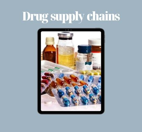 Drug supply chains global resul - kevinpowers | ello