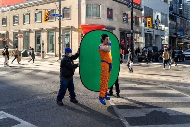 Toronto, March 2021 - streetphotography - karledwards | ello