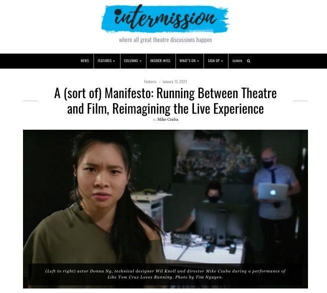 Article (manifesto) detailing a - dancingmonkeylab   ello