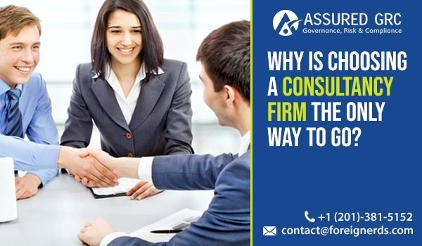Choosing Consultancy Firm blog  - assuredgrc   ello