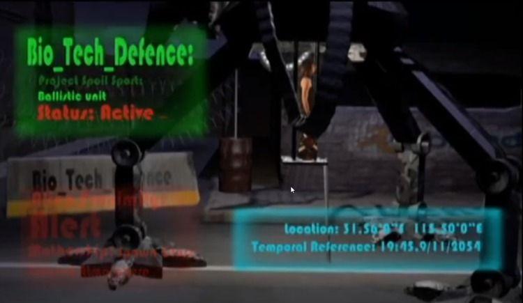 Bio Defense VFX exercise - brianblasgund   ello