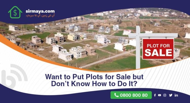 Put Plots Sale Selling real est - hadiali   ello