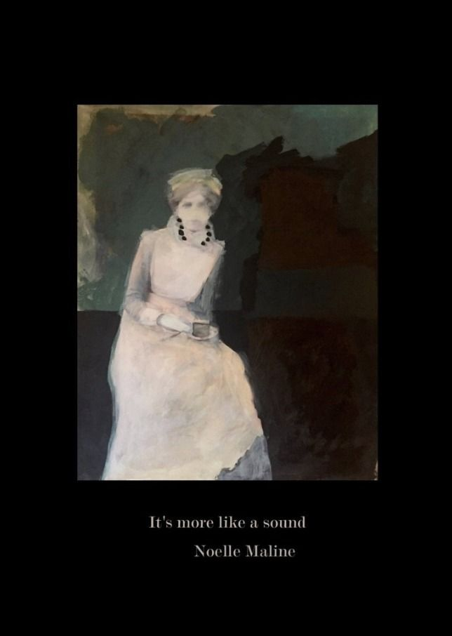 Book Ghost Portraits Noelle Mal - noellemaline   ello