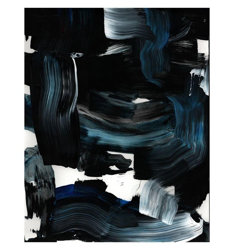 acrylic paper, 14 11 Scott Gilb - scottapeshot | ello