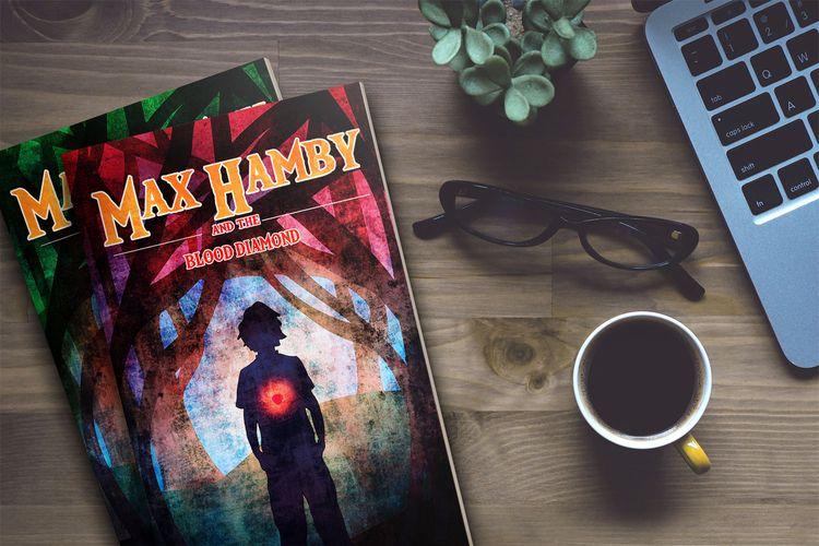 Happy Easter Max Hamby Book Ser - kathycyrwriter | ello