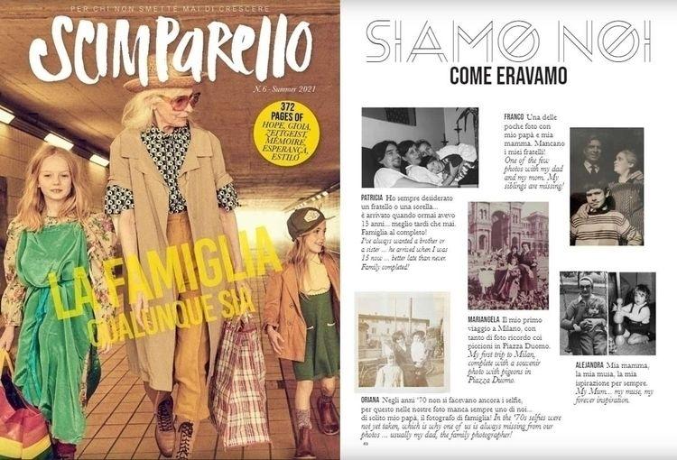 illustrations Scimparello Magaz - severinakids | ello